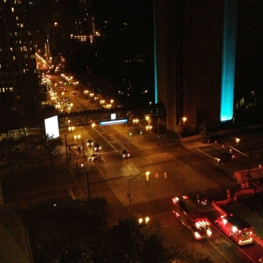 Photo taken at Hyatt Regency Columbus by Frank R. on 9/30/2012