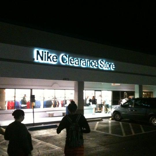 Nike Sortie Orlando Irlo Bronson