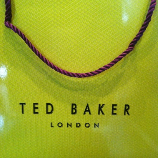 Photo taken at Ted Baker by Christy H. on 10/7/2012