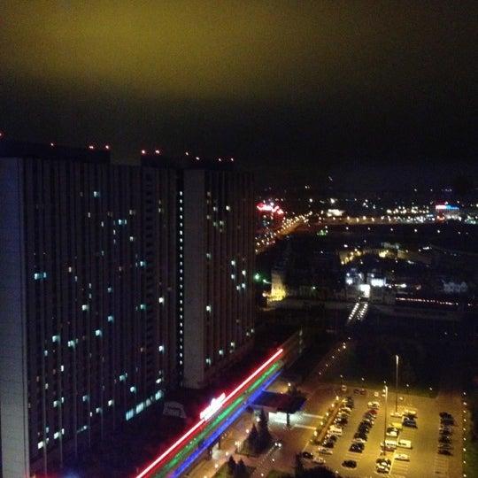 Снимок сделан в Измайлово «Альфа» пользователем Denis V. 10/15/2012