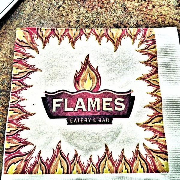 Flames Restaurant Downtown San Jose