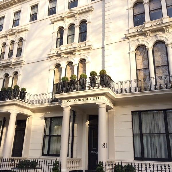 london house hotel hotel in london. Black Bedroom Furniture Sets. Home Design Ideas