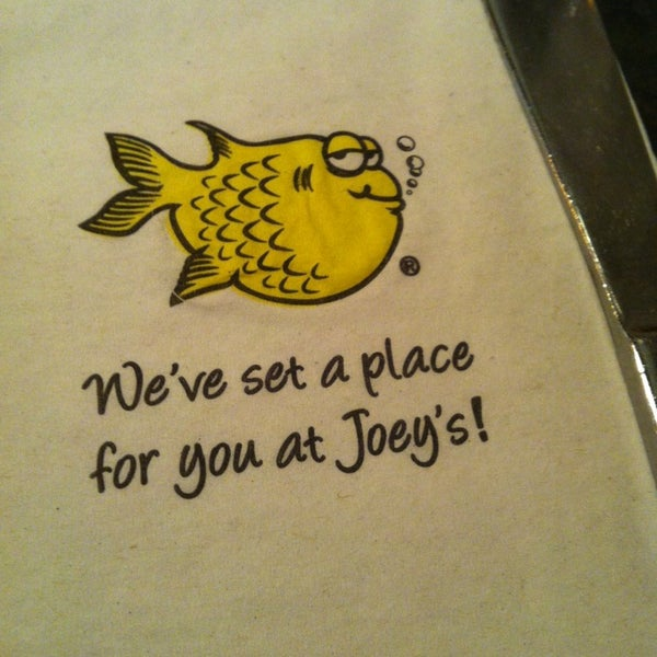 Joey S Only Seafood Restaurant