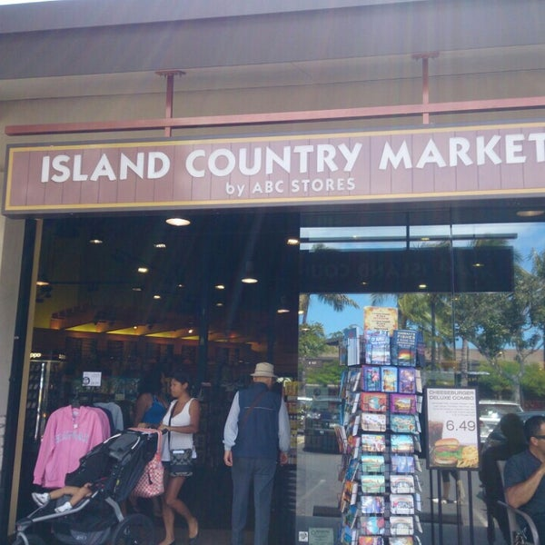 Photo taken at Island Country Markets by papecco2017 on 3/25/2014