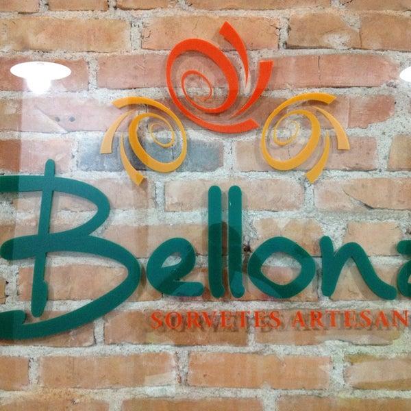 Foto tirada no(a) Bellona Sorvetes Artesanais por Alexandre D. em 2/24/2013