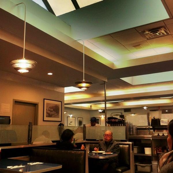 Photo taken at Skylight Diner by David K. on 2/25/2013