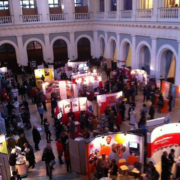 Photo taken at Hamburg Chamber of Commerce by Maren v. on 2/3/2013