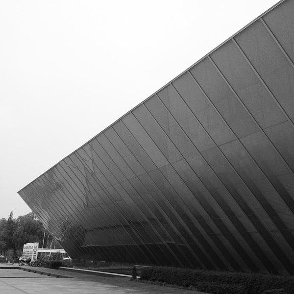Foto tomada en MUAC (Museo Universitario de Arte Contemporáneo). por Luis N. el 5/12/2013