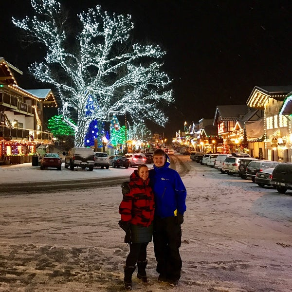 Photo taken at Town of Leavenworth by Spenser H. on 12/13/2016