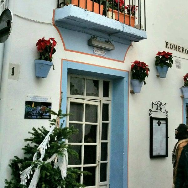 Foto tomada en Casa Pepe de la Judería por .Manu . el 1/2/2017