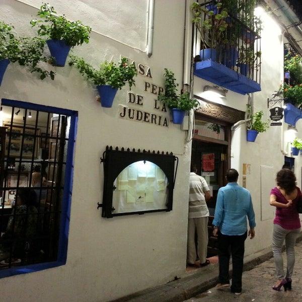 Foto tomada en Casa Pepe de la Judería por .Manu . el 10/4/2013