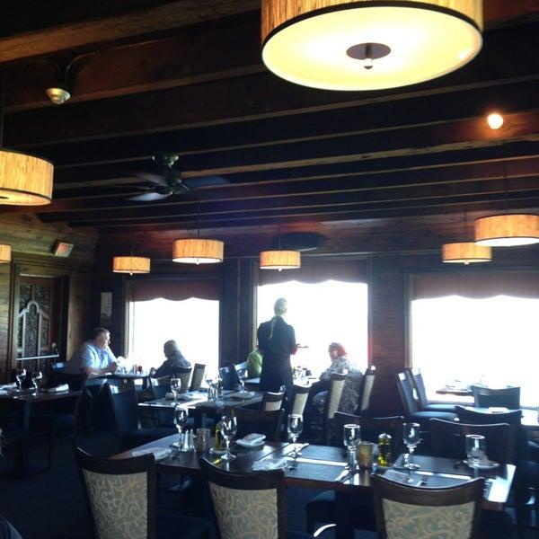 Photo taken at Lake House Restaurant by Daniel B. on 5/15/2013