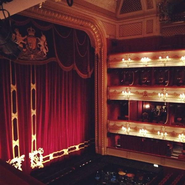 Photo taken at Royal Opera House by Manechka K. on 3/14/2013