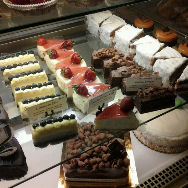 Photo taken at Bakery Nouveau by N. A. on 5/25/2013