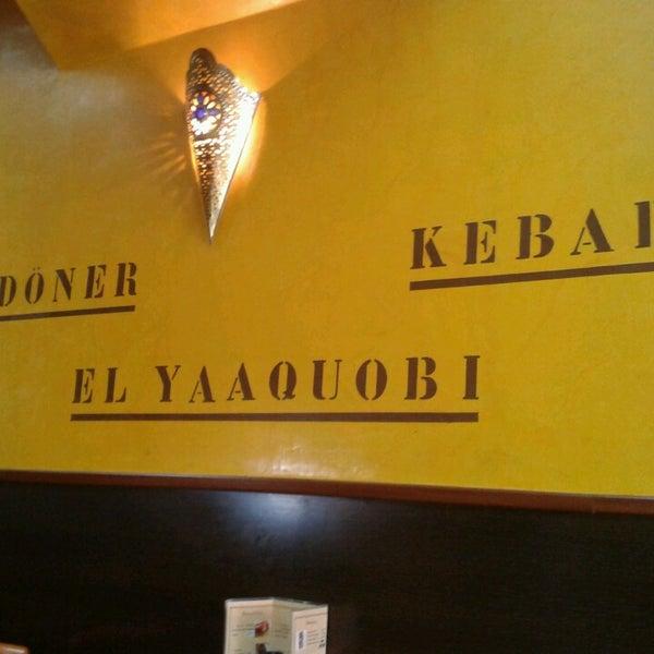 Kebab el yaaquobi collado villalba madrid for Sala 8 collado villalba