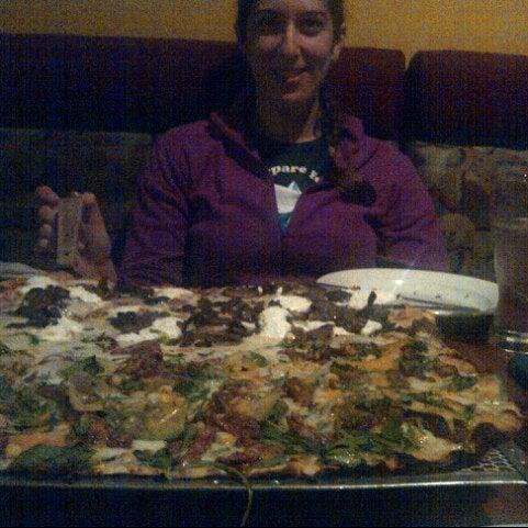 Photo taken at Joe Squared Pizza & Bar by Christoph on 4/22/2013
