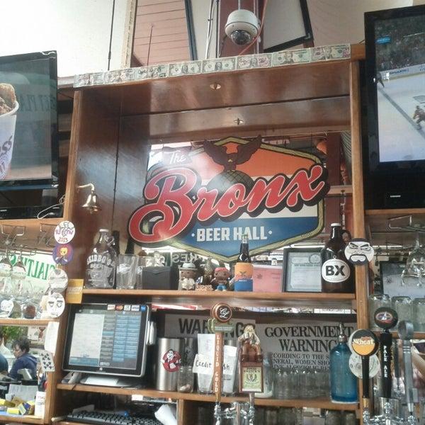 The Bronx Beer Hall Nyc Craft