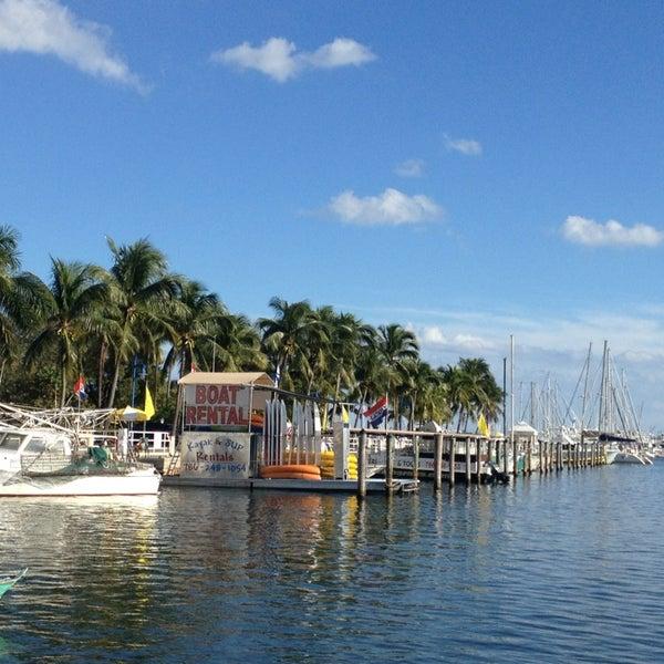 Sunset Harbor Miami Beach Marina