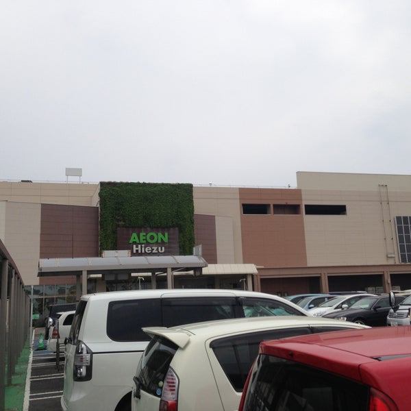 Photo taken at AEON Mall by Takeshi F. on 5/4/2013