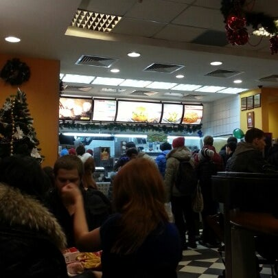 Photo taken at McDonald's by Anna_st on 1/5/2013