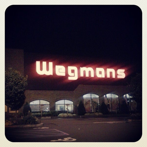 Photo taken at Wegmans by Dorjan S. on 7/16/2013