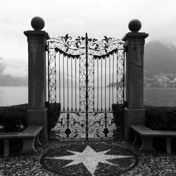 Photo taken at Lago di Lugano by Mara Maddy on 3/24/2013