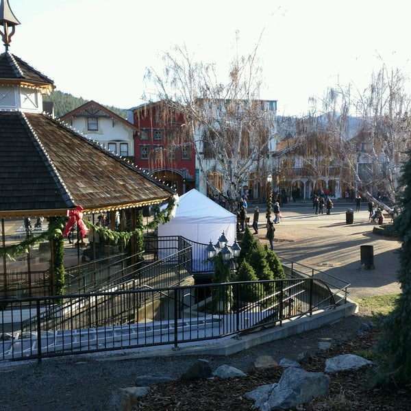 Photo taken at Town of Leavenworth by howard w. on 12/4/2016