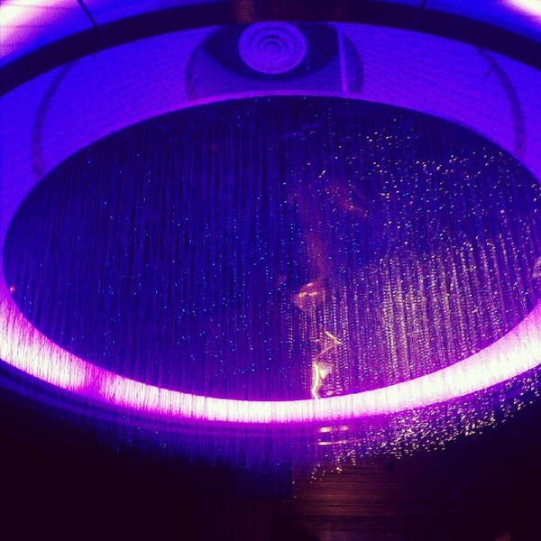 Photo taken at PNK Restaurant & Ultra Lounge by Amy F. on 9/30/2012