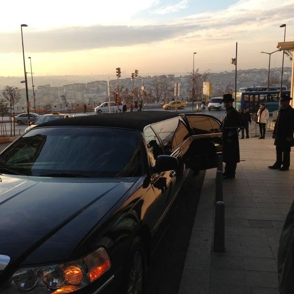 12/27/2012 tarihinde Rasim Ç.ziyaretçi tarafından Rixos Pera Istanbul'de çekilen fotoğraf