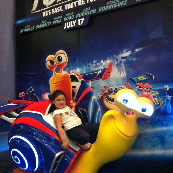Photo taken at AMC Loews Palisades Center 21 by Julia L. on 6/14/2013