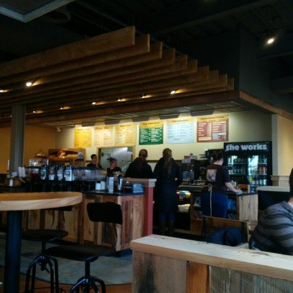 Amherst Coffee Wifi