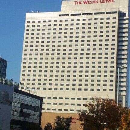 Das Foto wurde bei The Westin Leipzig von Patrick Alexander K. am 10/21/2012 aufgenommen