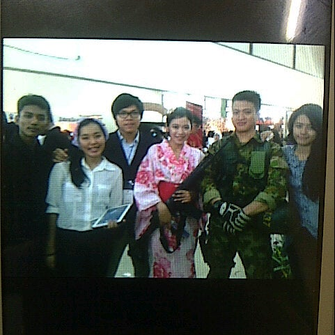 Photo taken at Institut Ilmu Sosial dan Ilmu Politik (IISIP) by ichi on 12/15/2012