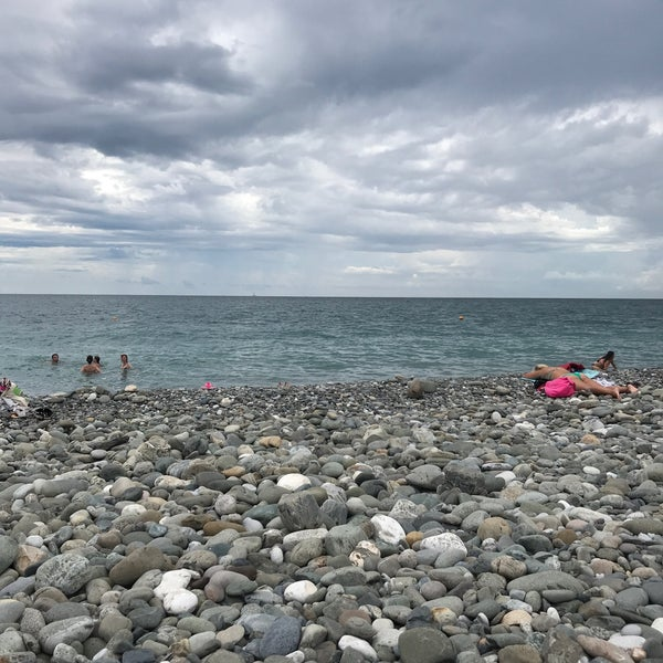 Снимок сделан в Radisson Blu Resort Beach пользователем Машка У. 8/10/2018