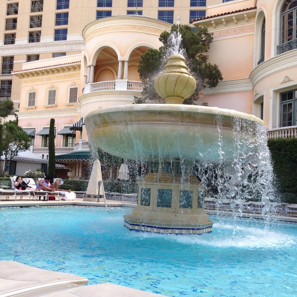 Photos At Cypress Premier Lounges At The Bellagio Pool Pool In Las Vegas