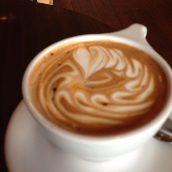 Photo taken at Stanza Coffee Bar by Jem J. on 6/6/2013