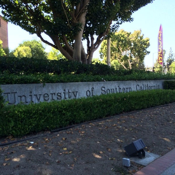 Photo taken at USC Bookstore (BKS) by Brian K. on 7/28/2014