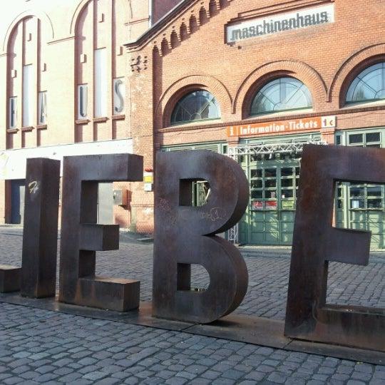 Photo taken at Kulturbrauerei by Anja G. on 10/31/2012