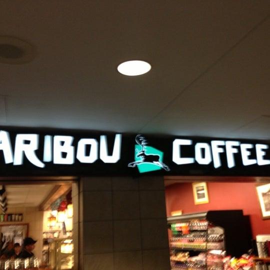 Caribou Coffee Denver Airport