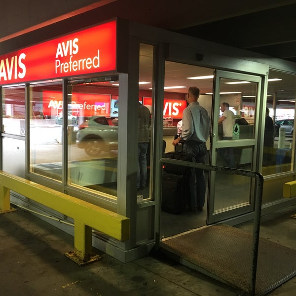 Avis Rental Car Atlanta Airport