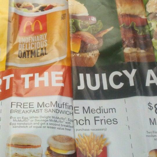 Photo taken at McDonald's by Lyndsey L. on 4/4/2014