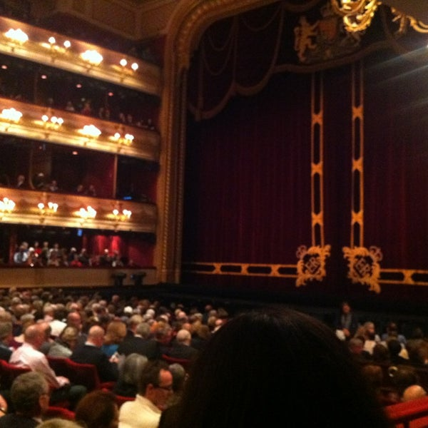 Photo taken at Royal Opera House by Nonna H. on 6/11/2013