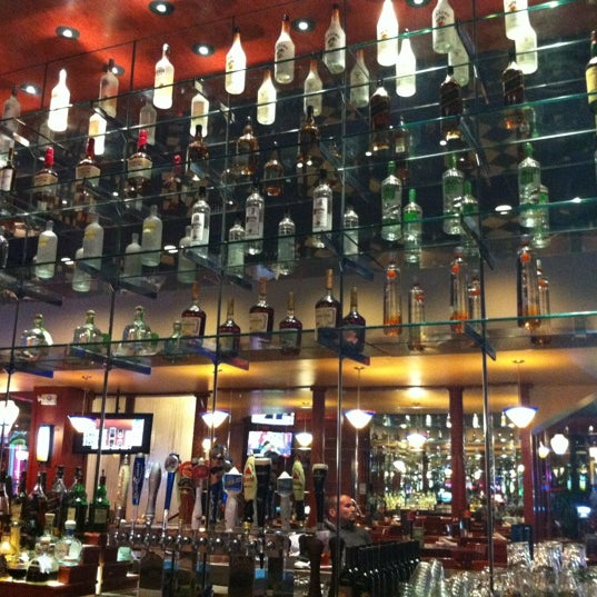 Photo taken at Dave & Buster's by Dennis O. on 10/9/2012