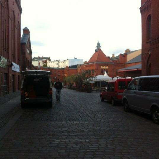 Photo taken at Kulturbrauerei by Galina M. on 10/8/2012
