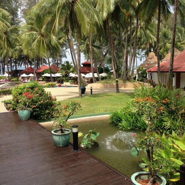 Photo taken at Dusit Thani Laguna Phuket by Andrey B. on 2/24/2013