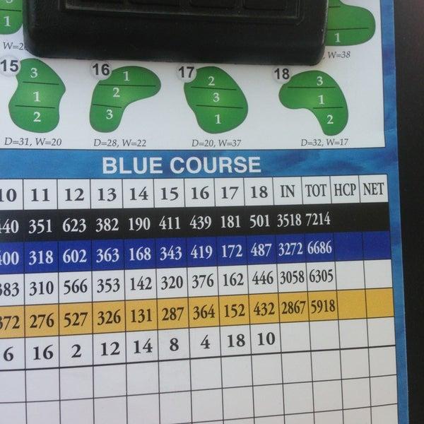 Photo taken at Penn State Golf Courses by Ben-David K. on 6/5/2013