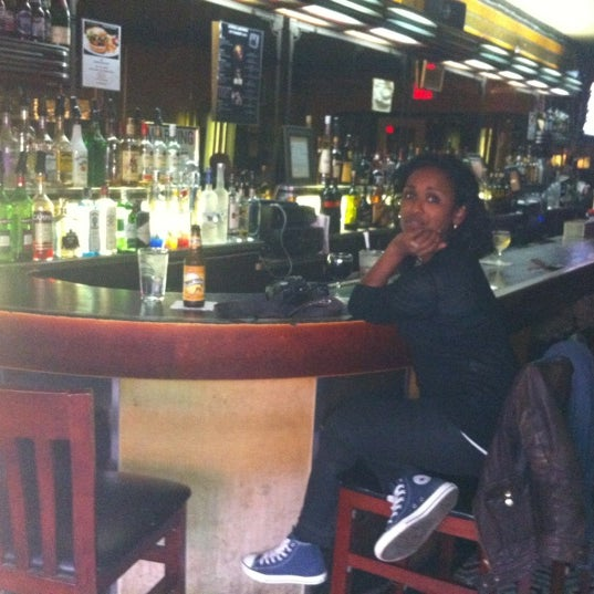 Photo taken at Lenox Lounge by Tue T. on 10/26/2012