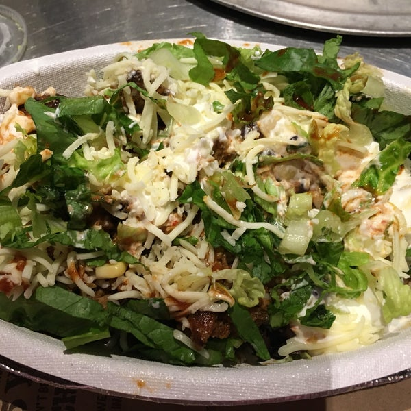 Photo taken at Chipotle Mexican Grill by Scott T. on 11/1/2016