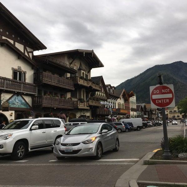 Photo taken at Town of Leavenworth by Vladimir K. on 6/18/2017