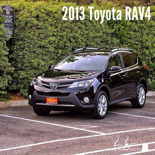 Photo Taken At Culver City Toyota By Rich B. On 4/28/2013
